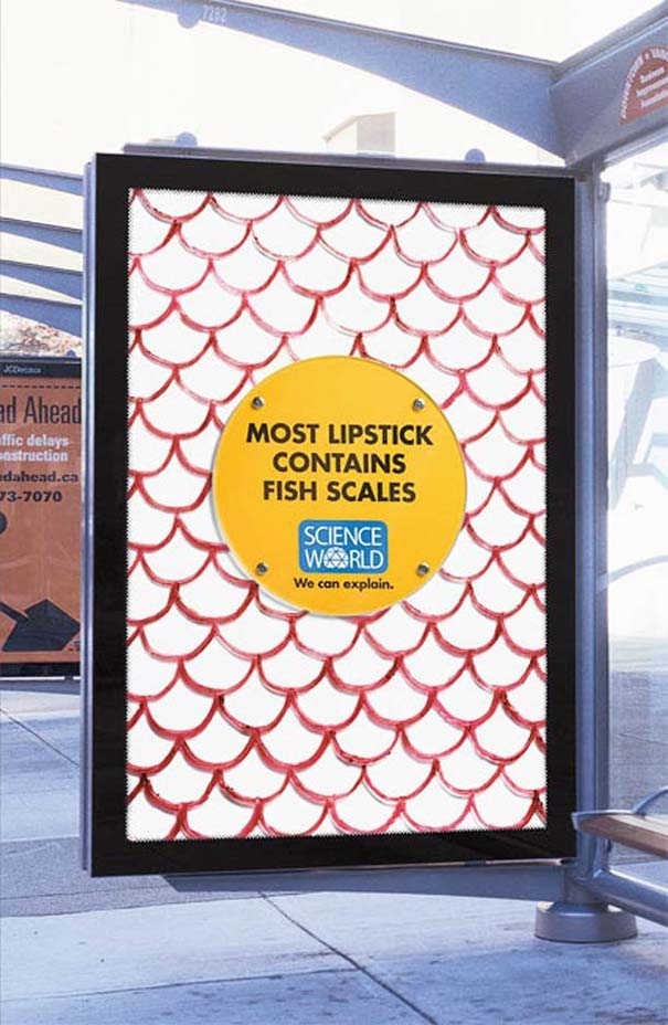 Έξυπνες διαφημίσεις δείχνουν πως η επιστήμη μπορεί να είναι διασκεδαστική (6)