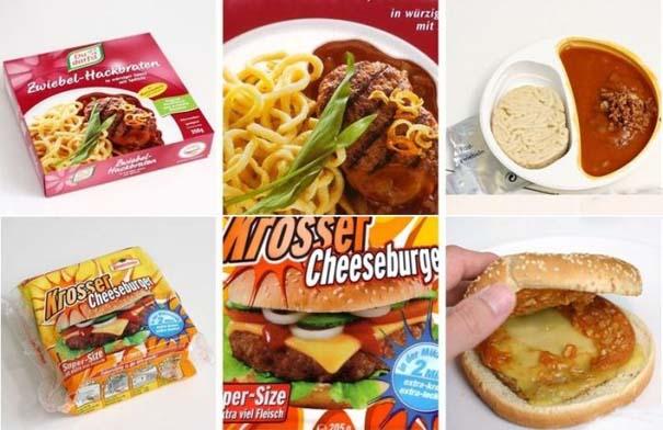 Φαγητό: Διαφημίσεις vs Πραγματικότητα (12)