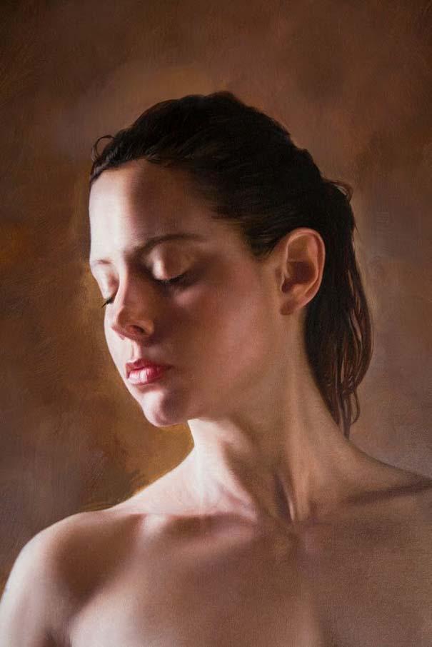 Εκπληκτικοί φωτορεαλιστικοί πίνακες ζωγραφικής από τον Javier Arizabalo (1)