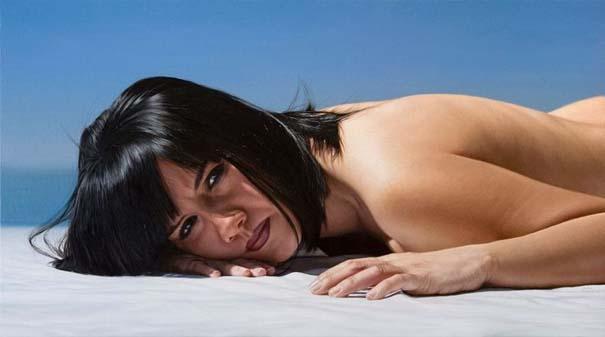 Εκπληκτικοί φωτορεαλιστικοί πίνακες ζωγραφικής από τον Javier Arizabalo (4)
