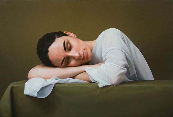 Εκπληκτικοί φωτορεαλιστικοί πίνακες ζωγραφικής από τον Javier Arizabalo (6)