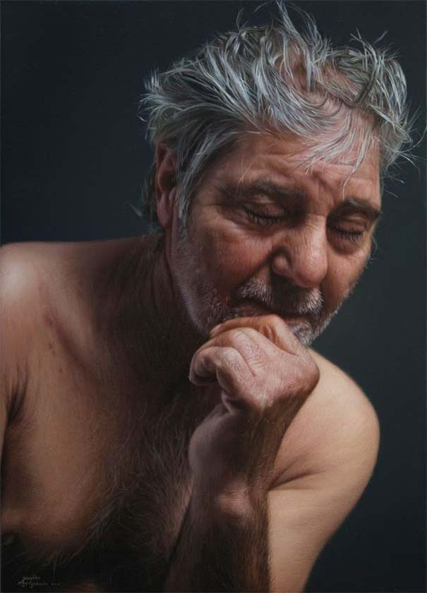Εκπληκτικοί φωτορεαλιστικοί πίνακες ζωγραφικής από τον Javier Arizabalo (7)