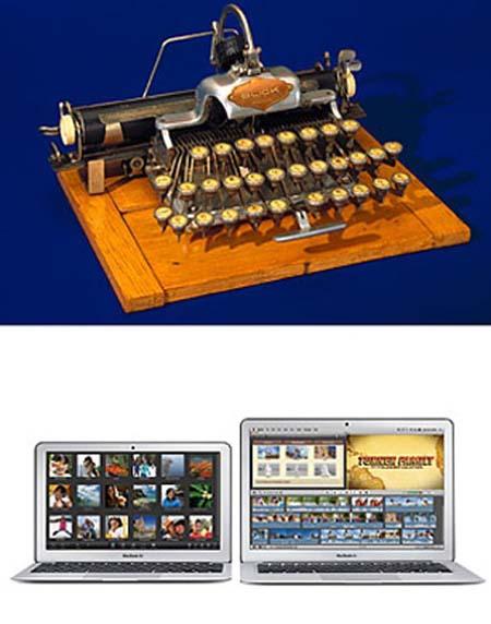 Gadgets τότε και τώρα (8)