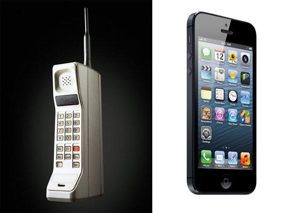 Gadgets τότε και τώρα