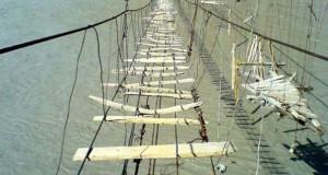 Γέφυρες μόνο για τολμηρούς