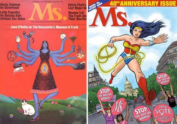Γυναικεία περιοδικά τότε και τώρα (11)