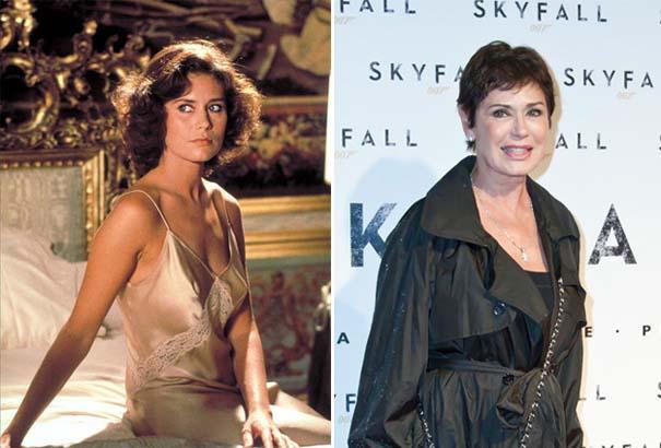Τα κορίτσια του James Bond τότε και τώρα (7)