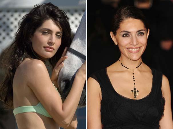 Τα κορίτσια του James Bond τότε και τώρα (20)