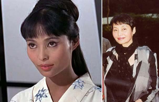 Τα κορίτσια του James Bond τότε και τώρα (31)