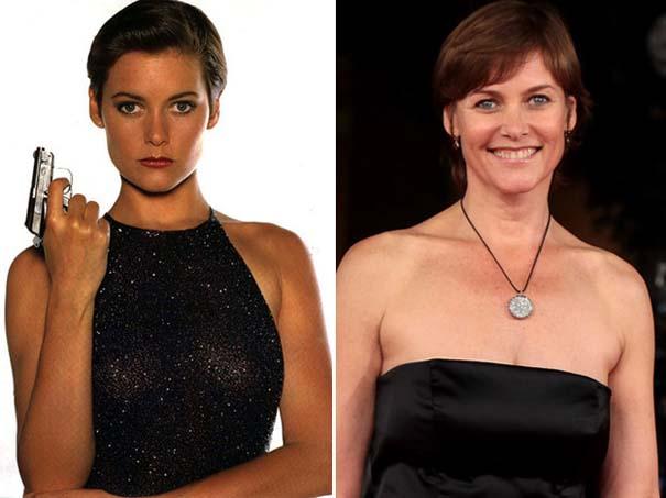 Τα κορίτσια του James Bond τότε και τώρα (34)