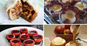 13 λιχουδιές που χρησιμοποιούν άλλα τρόφιμα ως πιάτο