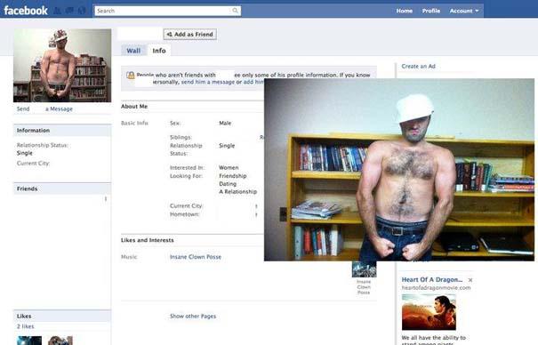 Μεταμφιέζεται σε χρήστες του Facebook και τους στέλνει αίτημα φιλίας (3)