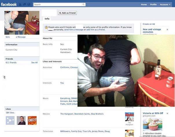 Μεταμφιέζεται σε χρήστες του Facebook και τους στέλνει αίτημα φιλίας (5)