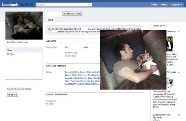 Μεταμφιέζεται σε χρήστες του Facebook και τους στέλνει αίτημα φιλίας (6)