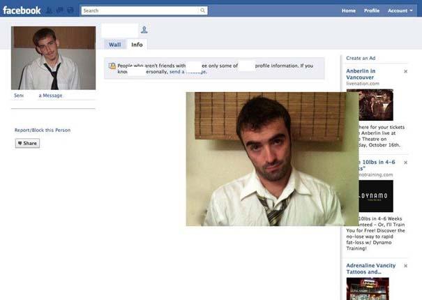 Μεταμφιέζεται σε χρήστες του Facebook και τους στέλνει αίτημα φιλίας (8)
