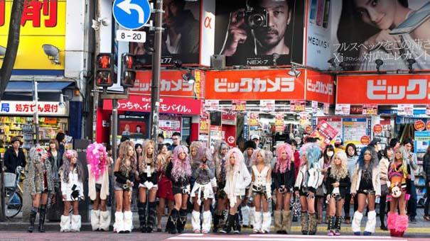 Η μόδα στους δρόμους του Τόκιο (5)