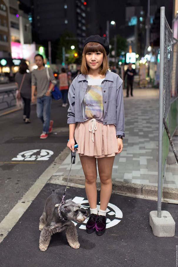 Η μόδα στους δρόμους του Τόκιο (21)