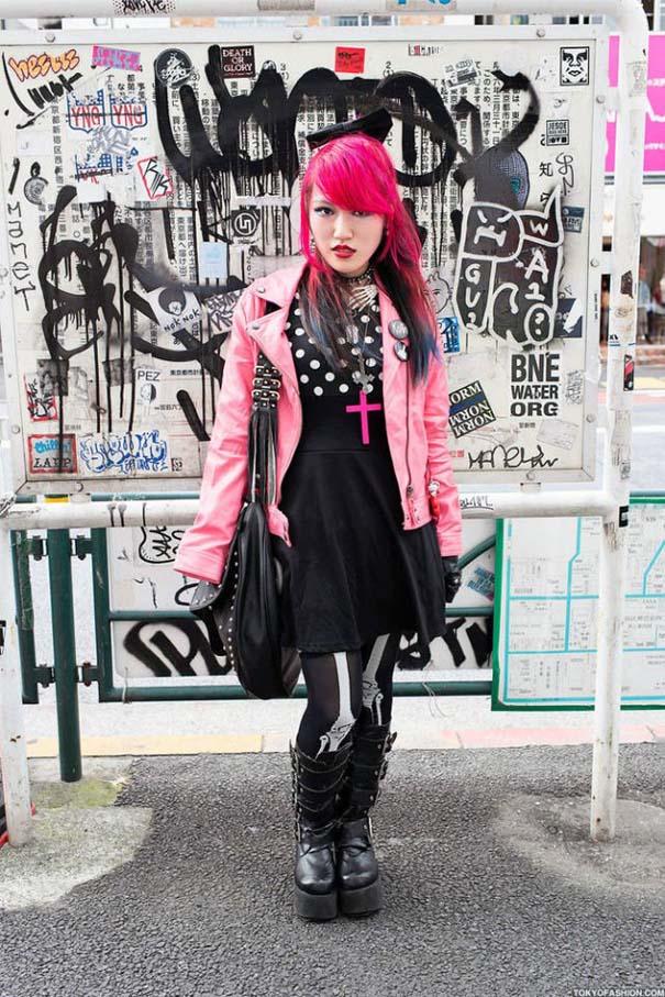 Η μόδα στους δρόμους του Τόκιο (25)
