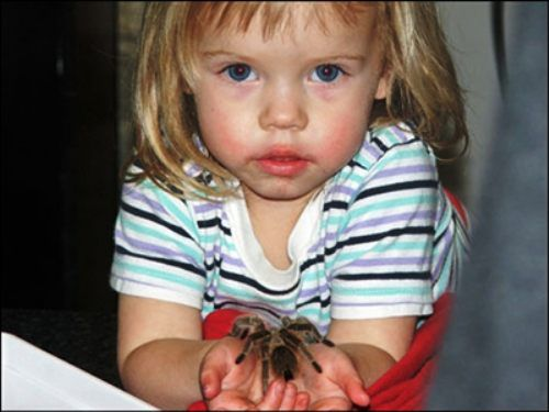 Παιδιά και άγρια ζώα (2)