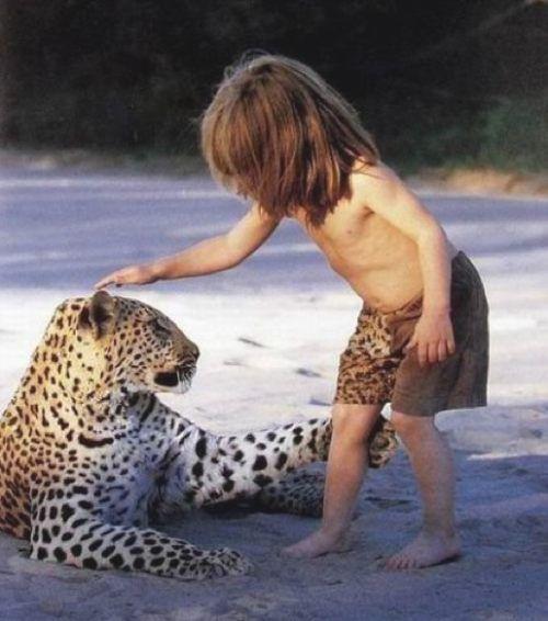 Παιδιά και άγρια ζώα (25)