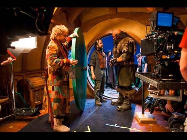 Στα παρασκήνια της ταινίας «The Hobbit» (7)