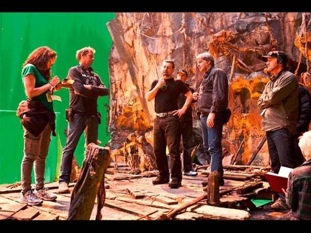 Στα παρασκήνια της ταινίας «The Hobbit» (9)