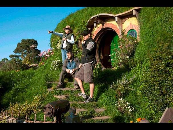Στα παρασκήνια της ταινίας «The Hobbit» (10)