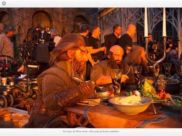 Στα παρασκήνια της ταινίας «The Hobbit» (12)