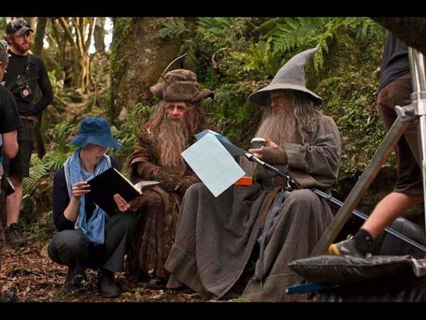 Στα παρασκήνια της ταινίας «The Hobbit» (18)