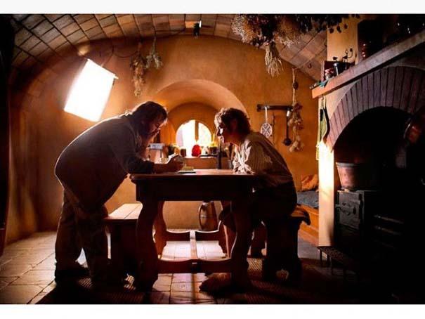 Στα παρασκήνια της ταινίας «The Hobbit» (26)