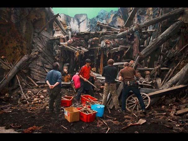 Στα παρασκήνια της ταινίας «The Hobbit» (28)