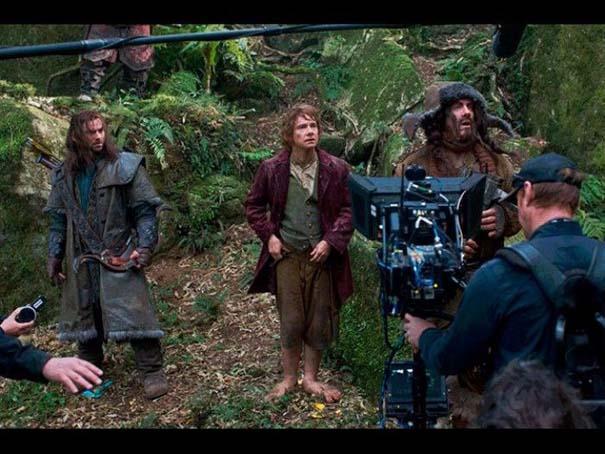 Στα παρασκήνια της ταινίας «The Hobbit» (29)