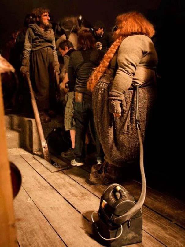 Στα παρασκήνια της ταινίας «The Hobbit» (31)