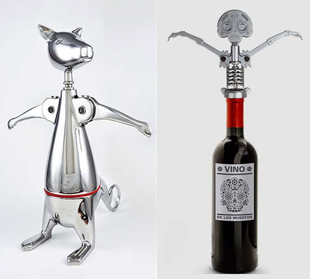 Παράξενα ανοιχτήρια κρασιού (1)