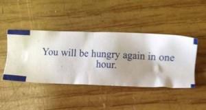 Παράξενα μηνύματα σε Fortune Cookies (Photos) #3