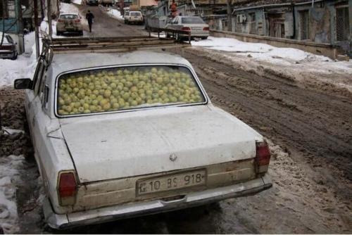 Περίεργα Αυτοκίνητα (4)