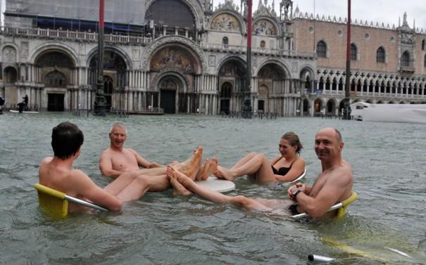 Εν τω μεταξύ, στη Βενετία...  | Φωτογραφία της ημέρας
