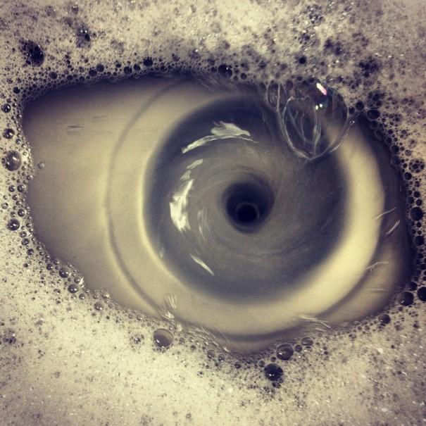 Το μάτι του νιπτήρα | Φωτογραφία της ημέρας