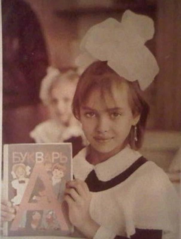 Μπορείτε να μαντέψετε ποιο είναι αυτό το κοριτσάκι; (9)