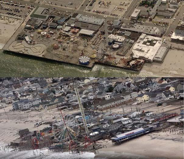 Πριν και μετά τον τυφώνα Sandy (8)