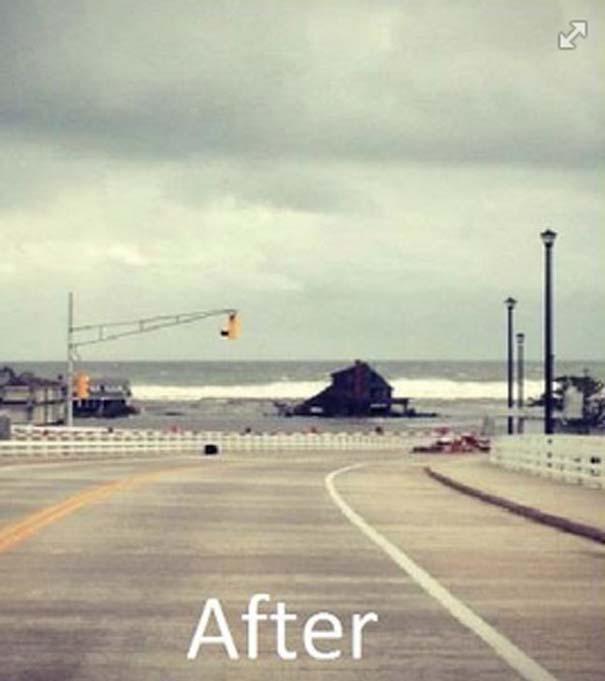 Πριν και μετά τον τυφώνα Sandy (20)