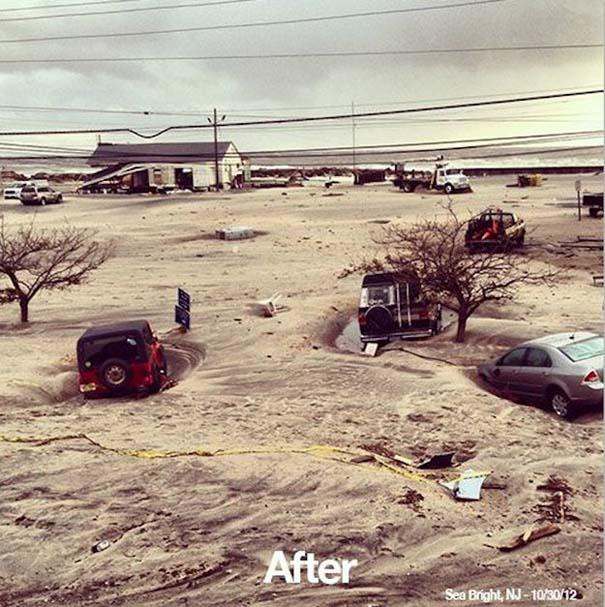 Πριν και μετά τον τυφώνα Sandy (21)