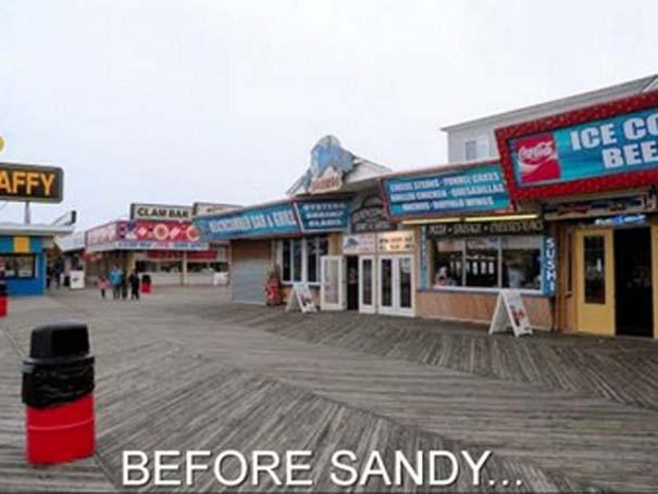 Πριν και μετά τον τυφώνα Sandy (26)