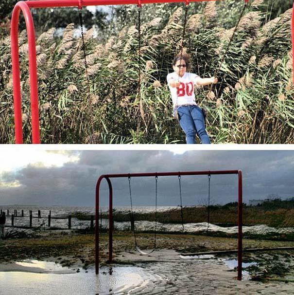 Πριν και μετά τον τυφώνα Sandy (34)