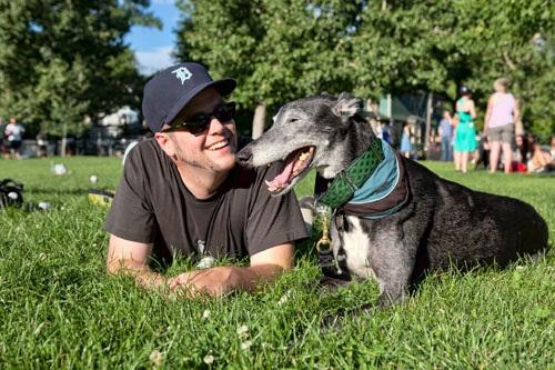 Σκύλοι σε απίθανες στιγμές (15)