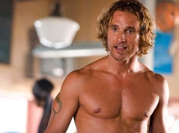 Η σοκαριστική μεταμόρφωση του Matthew McConaughey (1)
