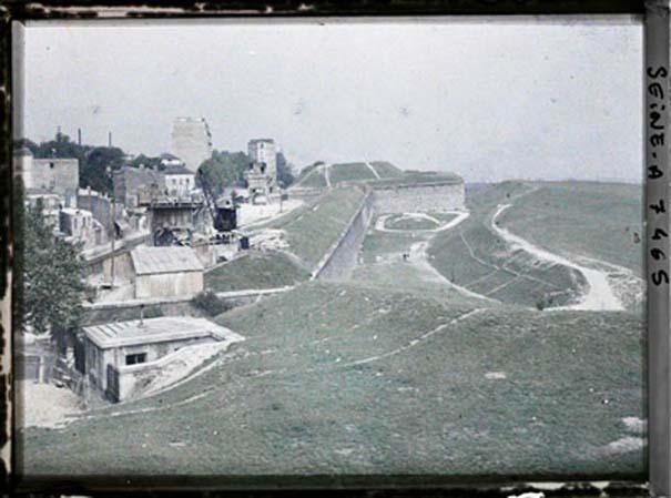 15 σπάνιες έγχρωμες φωτογραφίες από το Παρίσι του 1914 (2)