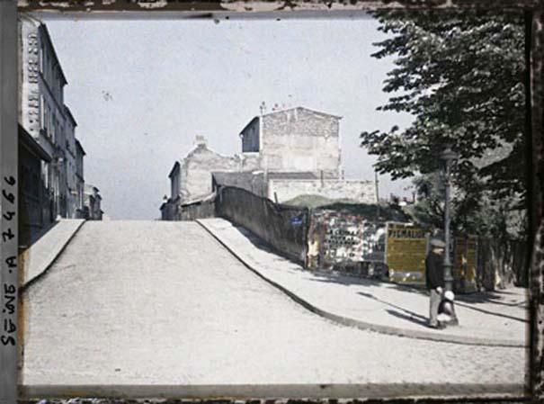 15 σπάνιες έγχρωμες φωτογραφίες από το Παρίσι του 1914 (3)