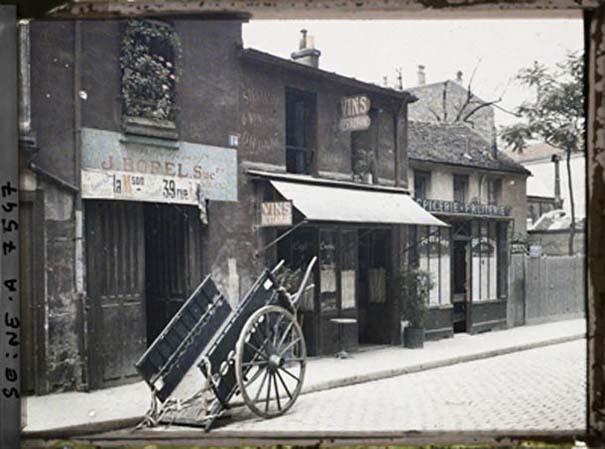 15 σπάνιες έγχρωμες φωτογραφίες από το Παρίσι του 1914 (4)