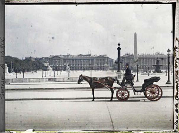 15 σπάνιες έγχρωμες φωτογραφίες από το Παρίσι του 1914 (5)